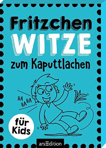 Fritzchen-Witze zum Kaputtlachen (Witze-Kartenbox)