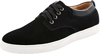WUIWUIYU - Zapatillas deportivas para hombre, transpirables, clásicas