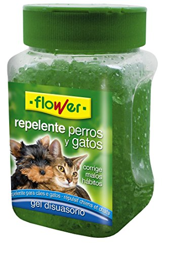 Flower 40564 40564-Repelente Perros y Gatos, 280 g, No Aplica, 6.8x6.4x11.6 cm