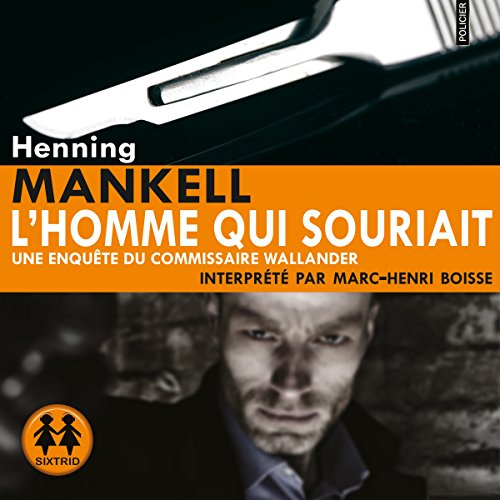 L'homme qui souriait audiobook cover art