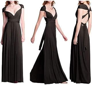 2019 Summer Sexy Women Maxi DressMiss ord Women Sexy V Neck Sleeveless Long Halter Party Dress