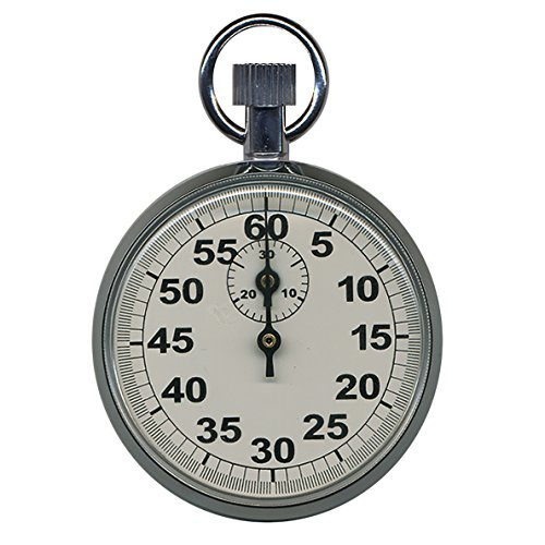 Diamond Equestrian Stopwatch, Traditional Style, Large...