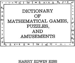 قاموس من mathematical الألعاب ، لعبة الألغاز ، و amusements