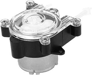 Pompa dosatrice di ricambio testa dosatrice peristaltica pompa dosatrice fai da te 6v DC per acquario//laboratorio di analisi chimica