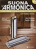 Suona l'armonica cromatica e diatonica. Metodo base. Con DVD