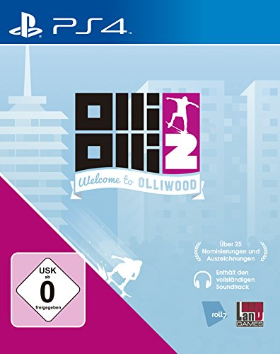 OlliOlli2: Welcome To Olliwood (PS4)
