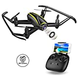DROCON Navigator/U31W Wi-Fi FPV Quadcopter Drone with 720P HD Camera - 120 Degree Wide-Angle, Altitude Hold, Headless Mode, One Button...