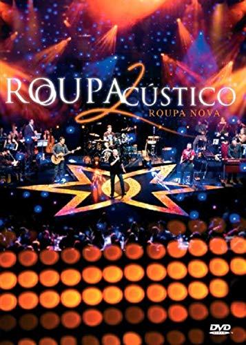 ROUPA NOVA - ROUPACÚSTICO 2 (AO VIVO) (DVD)