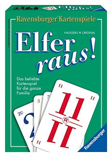 Elfer Raus Kartenspiel Kartenspiel für die ganze Familie