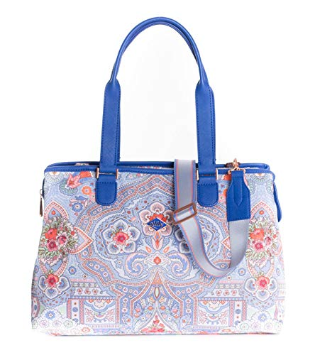 Oilily Simply Ovation Damen M Carry All OIL0122-551 Sky Blue