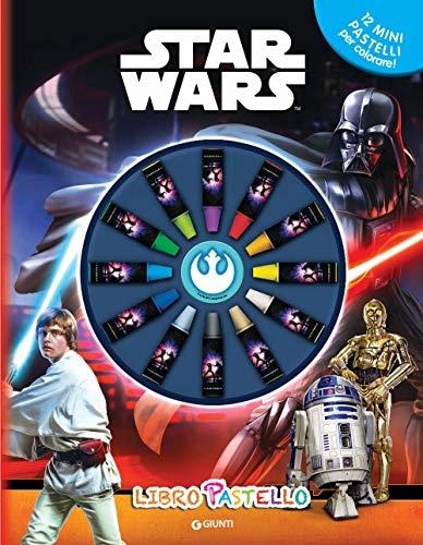 Star Wars. Libro pastello. Con pastelli