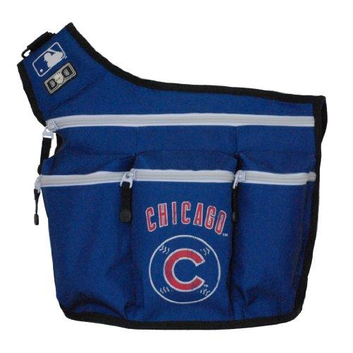Diaper Dude Diaper Dude Chicago Cubs Diaper Bag Diaper Bag Blue