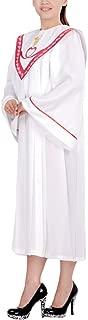 Choir Robe-Church Worship Clergy Gown, Best Christian/Catholic Apparel for Worshipping