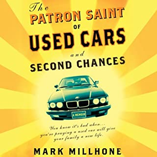 The Patron Saint of Used Cars and Second Chances audiobook cover art