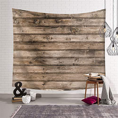 KHKJ Tapiz de Pared de ladrillo para Colgar en la Pared, diseño de Tela, Dormitorio, Tela, Pintura, decoración, Tela para Colgar Junto a la Cama, A18 95x73cm
