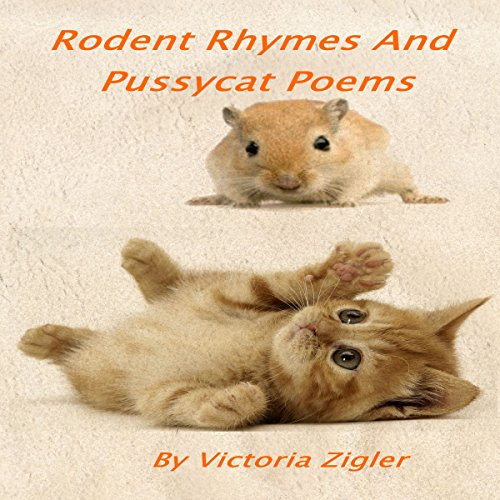 Rodent Rhymes and Pussycat Poems audiobook cover art