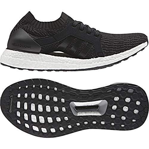adidas Ultraboost X, Zapatos para Correr para Mujer, Negro (Nero Negbas/Grpudg/Onix), 42 EU