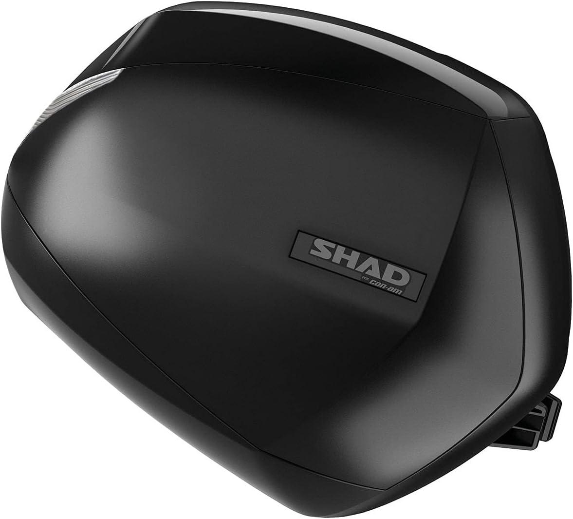 Ryker New OEM Black SHAD B-160 Hard RH Kit Saddlebag 219400844 70% OFF Outlet Direct stock discount