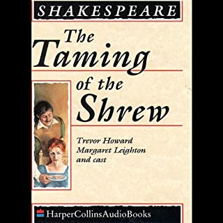 The Taming of the Shrew cover art