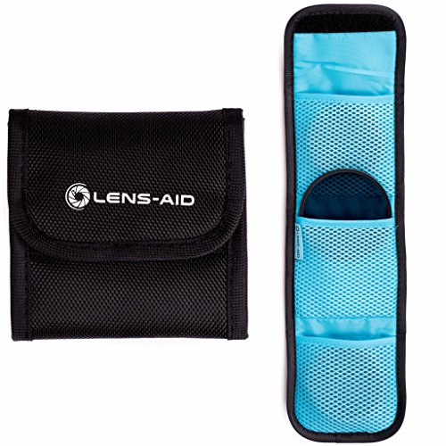 Lens-Aid -  Filtertasche mit 3