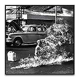 Poster, Motiv: Rage Against The Machine, dekoratives