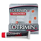 Lotrimin Antifungal Ringworm Cream, 0.42 Ounce (Pack of 1)