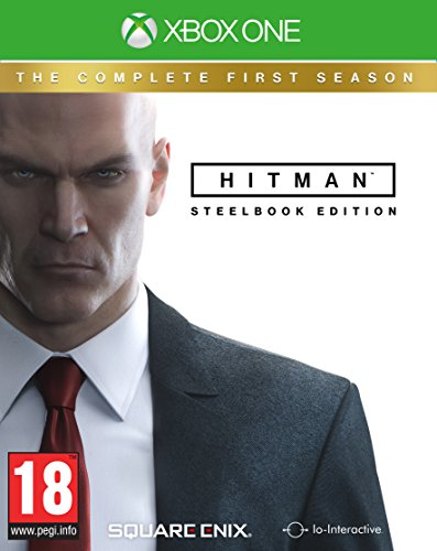 Hitman: The Complete First Season Steelbook Edition (Xbox One) (New)