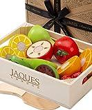 Jaques de Londres Alimentos de Juguete juegan a la Comida de Madera Alimentos de Juguete - Accesorios Cocina Juguetes - Juguetes de Madera Juguetes niños 2 3 4 5 años Juguetes Montessori