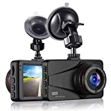 "[2020 NEW] Dash Cam 1080P FHD Dash Cameras 3.0"" Screen Dashboard Camera Video"