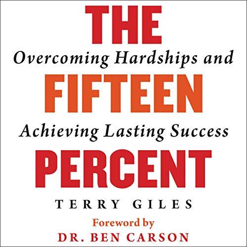 The Fifteen Percent audiobook cover art