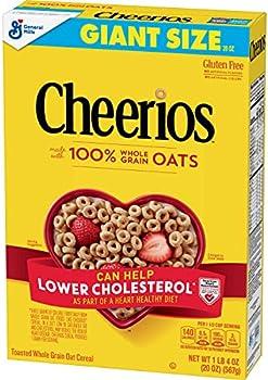 Cheerios Whole Grain Oat Cereal, 20 oz