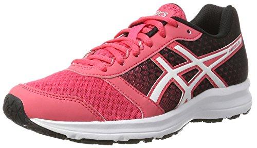 Asics T669N9001, Zapatillas de Running para Mujer, Negro (Black / White / White), 38 EU