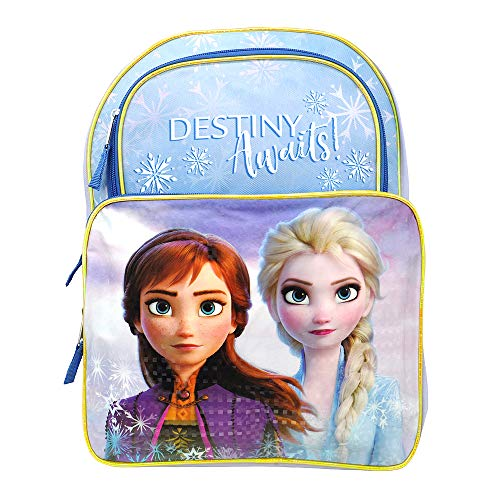 Frozen 2 16' Backpack with 1 Lower Front Pocket