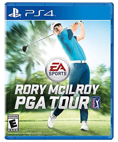 EA SPORTS Rory McIlroy PGA TOUR - PlayStation 4