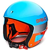 Casque De Ski Briko Vulcano Fis 6.8 Blue / Orange