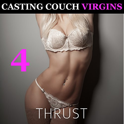 Casting Couch Virgins 4 audiobook cover art