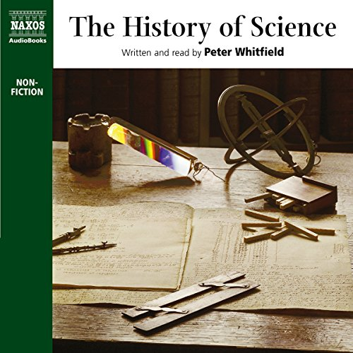 The History of Science audiobook cover art