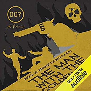The Man with the Golden Gun (with Interview) cover art