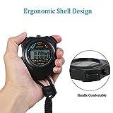 Zoom IMG-2 vicloon cronometro digitale sportivo cronografo