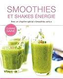 Smoothies et shakes énergie