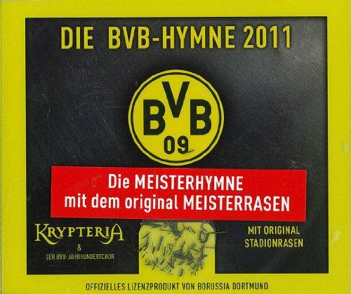 Die BVB Hymne 2011 (Offizieller Tonträger zum Meister Borussia Dortmund mit Originalrasen aus dem Signal Iduna Park)