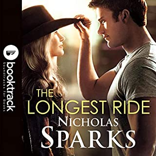 The Longest Ride [Booktrack Edition] cover art