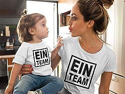 Ein Team Partnerlook T-Shirt o. Hoodie | Freunde Familie Kinder Partner | Geschenkidee Weihnachtsgeschenk Geschenk Unisex Hoodie
