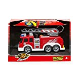 Fast Lane Lights and Sounds 6 inch Vehicle - Fire Truck