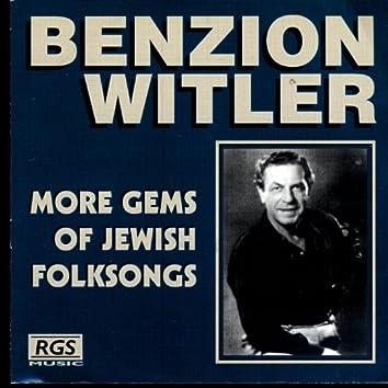 More Gems Of Jewish Folk Songs