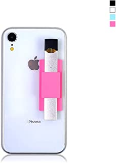 OrangeDance Juul Holder,Juul Phone case for The Back of The Phone,Compatible with iPhone,Samsung Galaxy,Tablets(Pink)