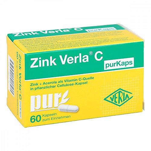 Zink Verla C purKaps Kapseln, 60 St. Kapseln