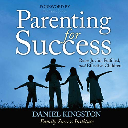 Parenting for Success audiobook cover art