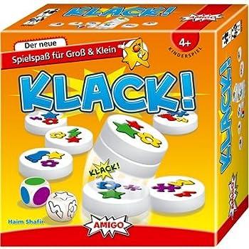 Klack!: AMIGO - Kinderspiel