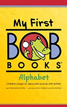 My First Bob Books: Alphabet by [Lynn Maslen Kertell]